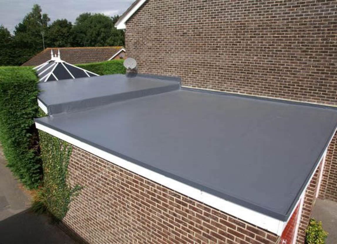 flat-roofling